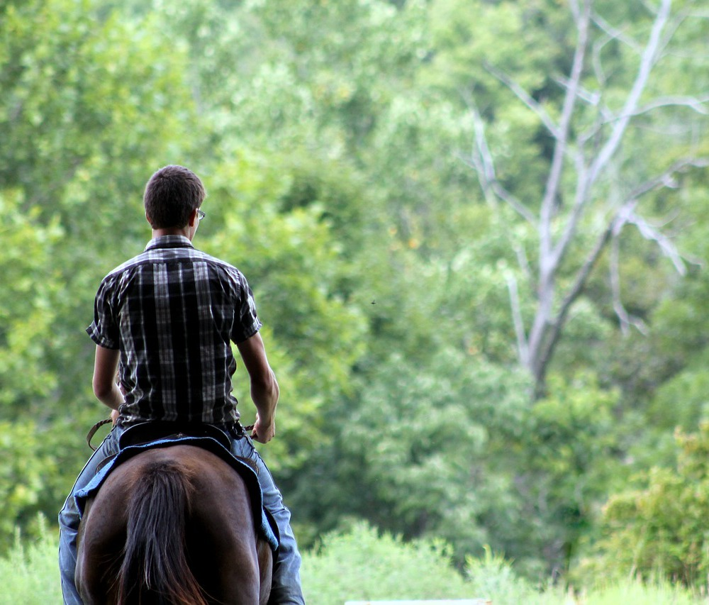 Horseback riding will get you outdoors this winter when you are enjoying accommodation in Kaapsehoop