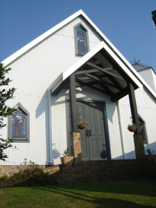 Looking for a traditional wedding Ask your Kaapsehoop accommodation about the nearby chapel